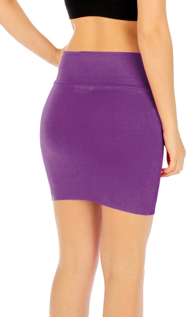 Vivian-039-s-Fashions-Skirt-Cotton-Mini-Skirt-Junior-and-Junior-Plus-Sizes thumbnail 59