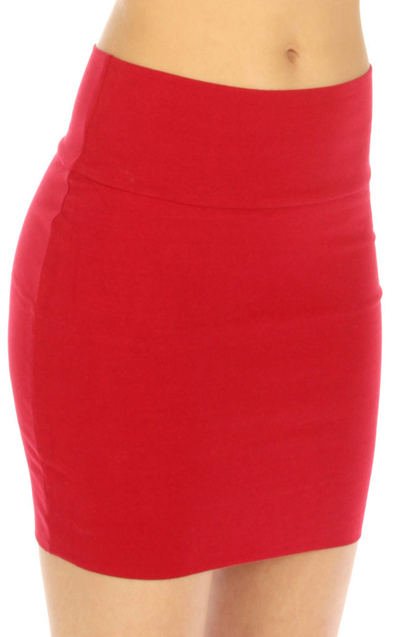 Vivian-039-s-Fashions-Skirt-Cotton-Mini-Skirt-Junior-and-Junior-Plus-Sizes thumbnail 61