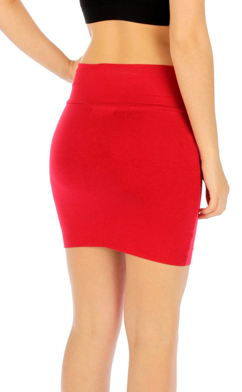 Vivian-039-s-Fashions-Skirt-Cotton-Mini-Skirt-Junior-and-Junior-Plus-Sizes thumbnail 62