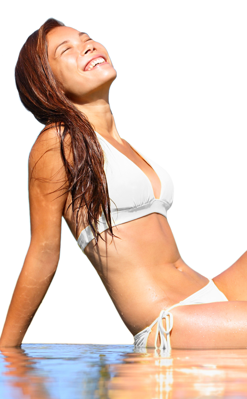 VF-Sport-Bikini-Halter-Top-and-Tie-Bottom-Two-Piece-Set thumbnail 9