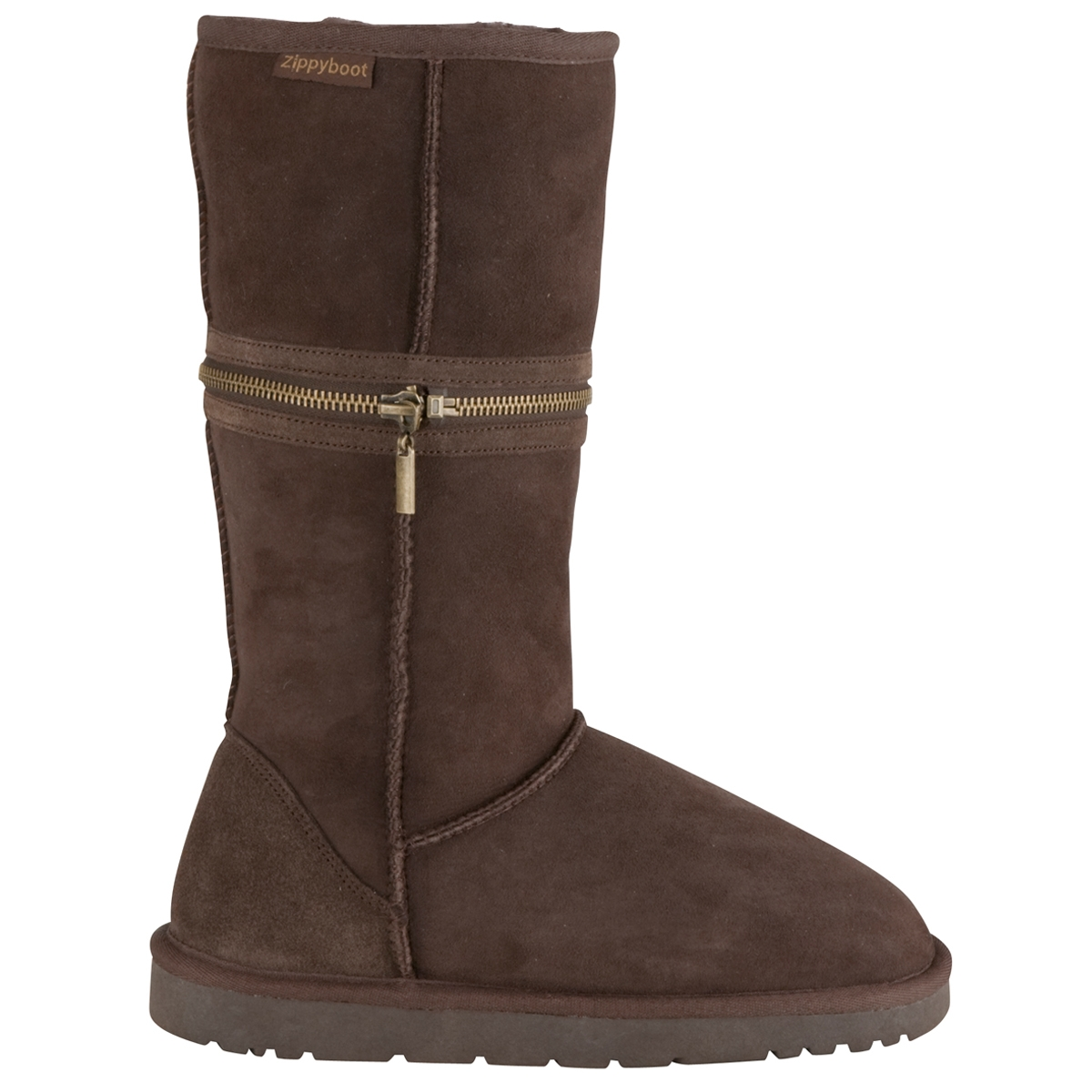 bottes - rougefoot Zippydémarrage (Tan or Chocolate)