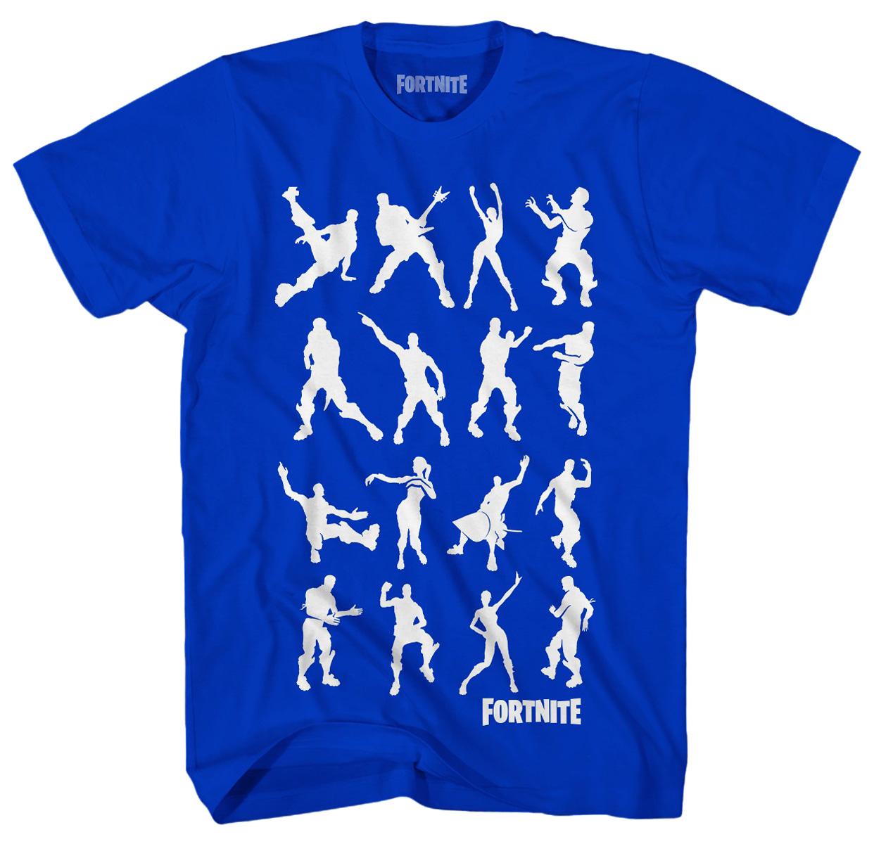 Fortnite Shirt Men/'s Take the L Dance Emote Licensed Tee