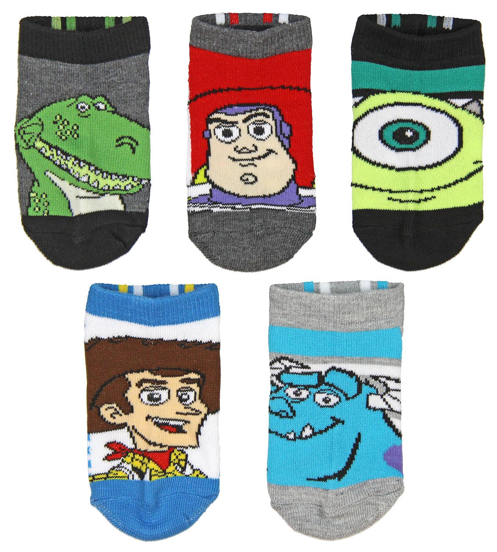 New Disney Pixar Cars Boys Socks 4 Pack