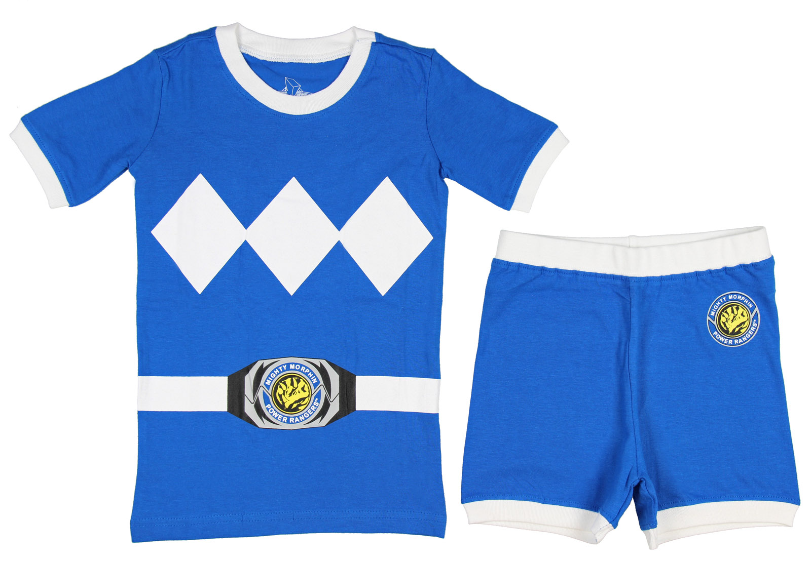 Power Rangers Little   Big Boys Character Cotton Pajamas 10 Blue. About  this product. Picture 1 of 5  Picture 2 of 5  Picture 3 of 5 ... ccbbf97b8