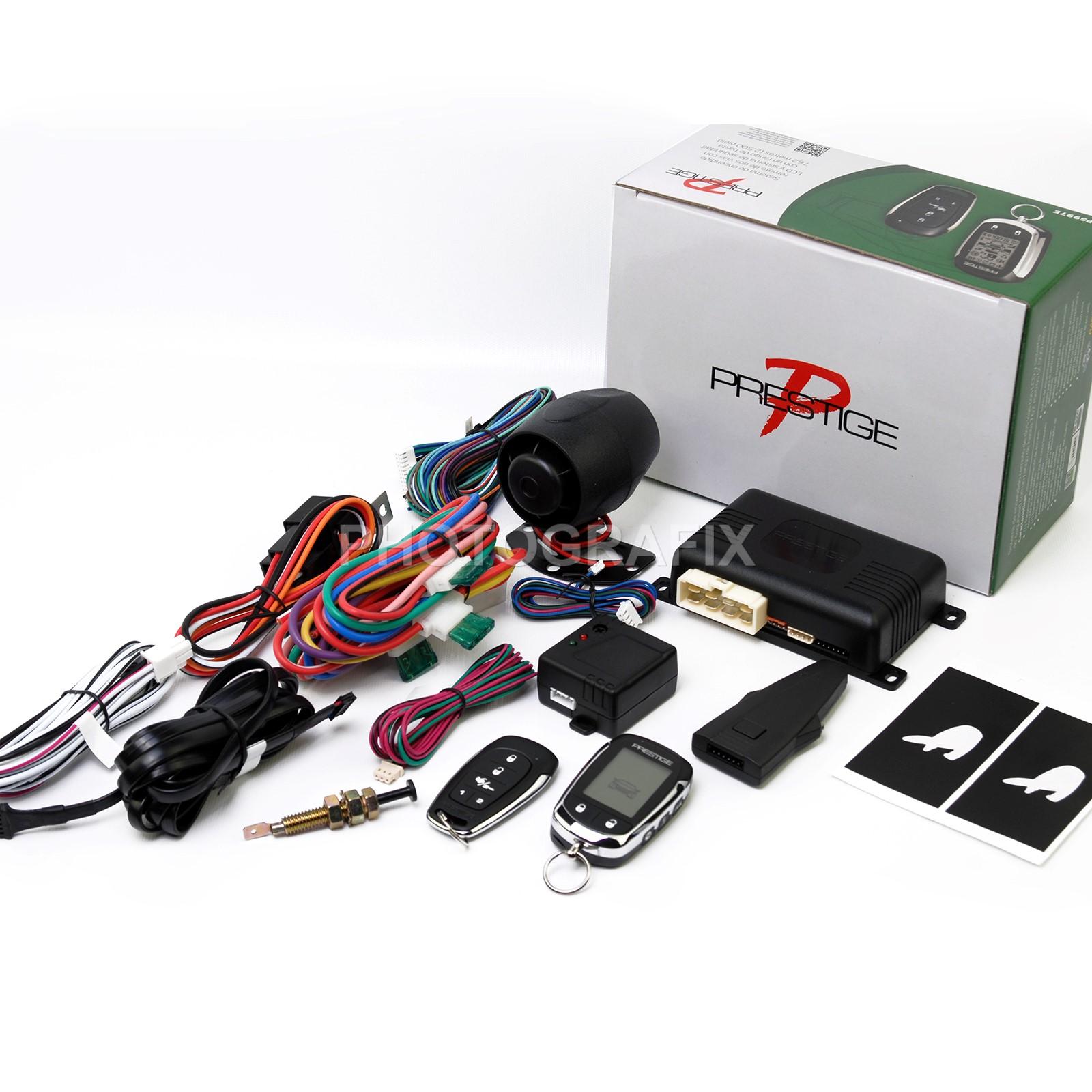 Audiovox prestige aps997ec 2 way lcd remote start & alarm system on audiovox car alarm wiring diagram Remote Starter Wiring Diagrams Audiovox Car Alarm APS25C Wiring-Diagram