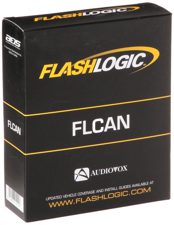 FlashLogic-FLCAN-Multi-Platform-Canbus-Enabled-Doorlock-Interface-Car-Bypass