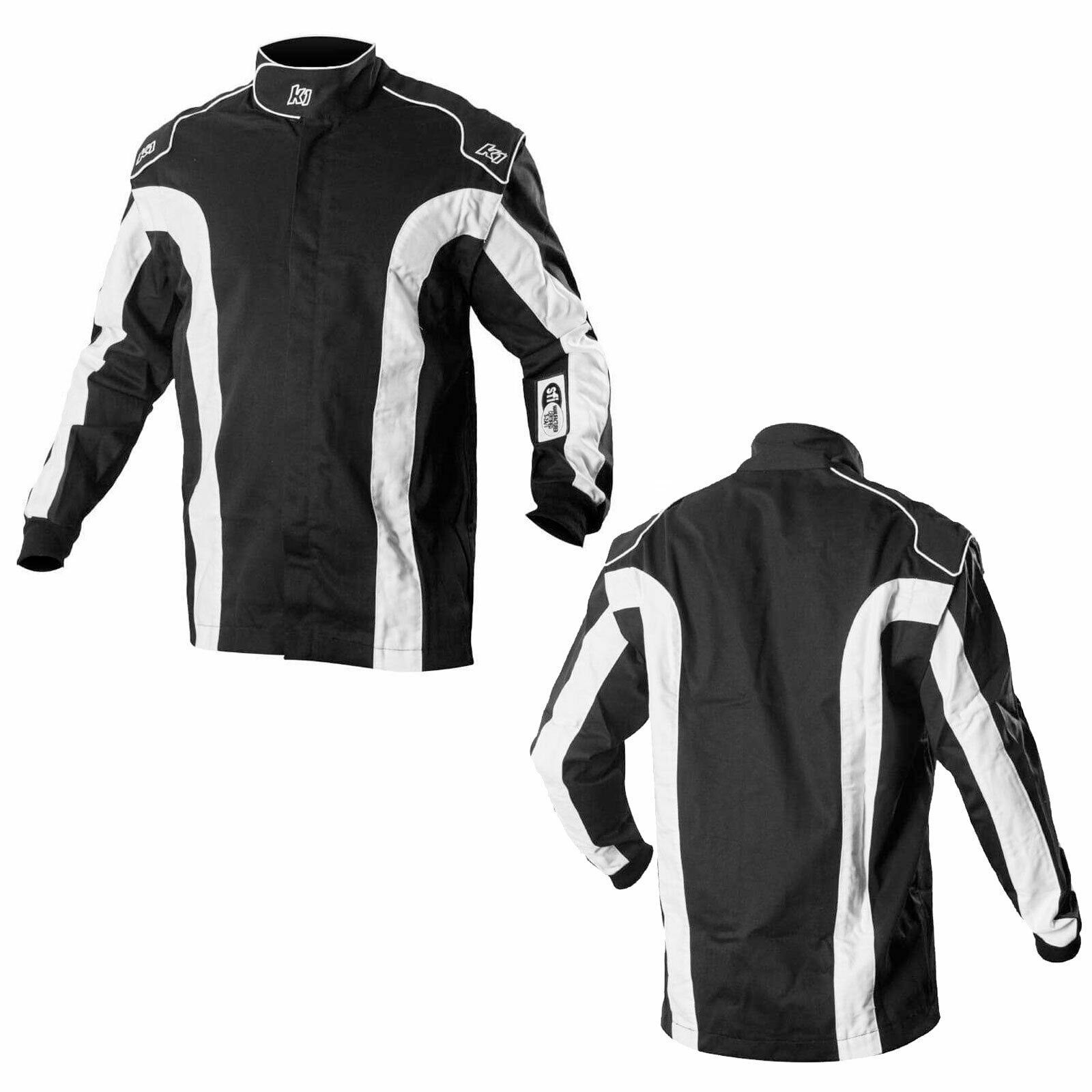 TR2 Triumph SFI-1 Auto Racing Jacket K1 Driving Fire SFI 3.2A//1 Rated Jacket