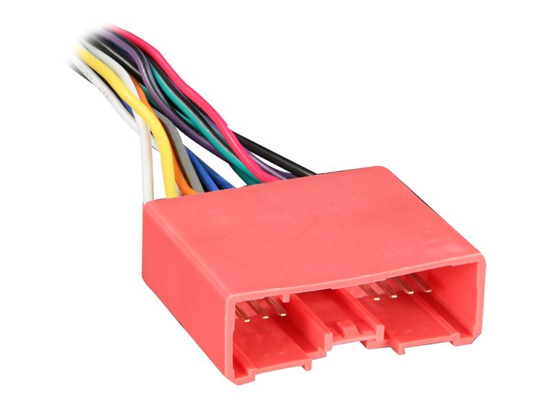 metra 70-7903 mazda wiring harness 2000-up car stereo wiring harness