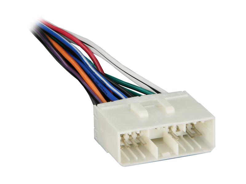 metra 70 8405 gm suzuki daewoo 99 up car stereo wiring harness rh ebay com metra stereo wiring harness diagram metra radio wiring harness chevy