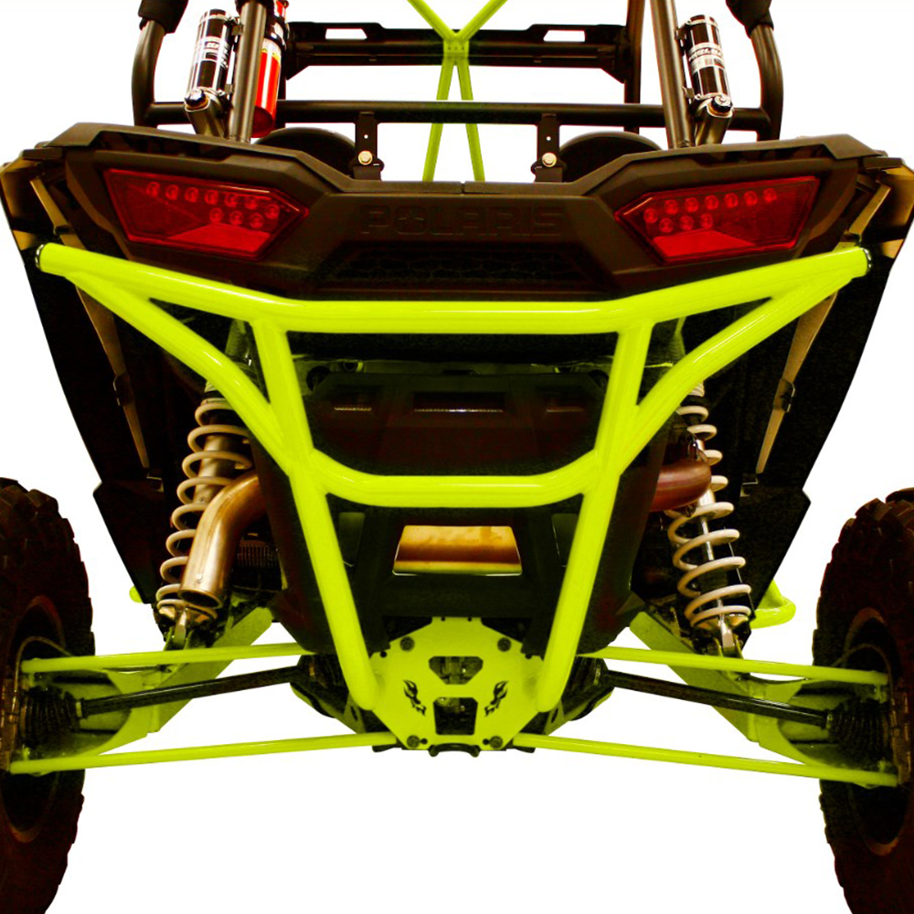 Lime Squeeze Rear Bumper