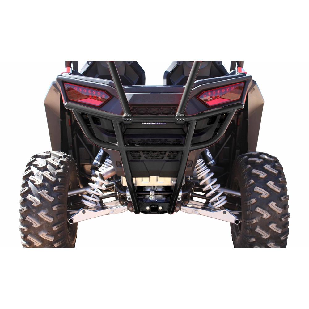 Black Rear Bumper