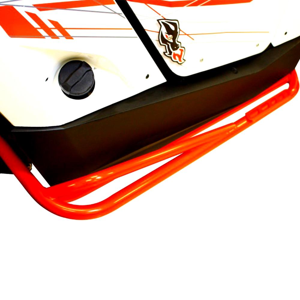 Red Nerf Bars