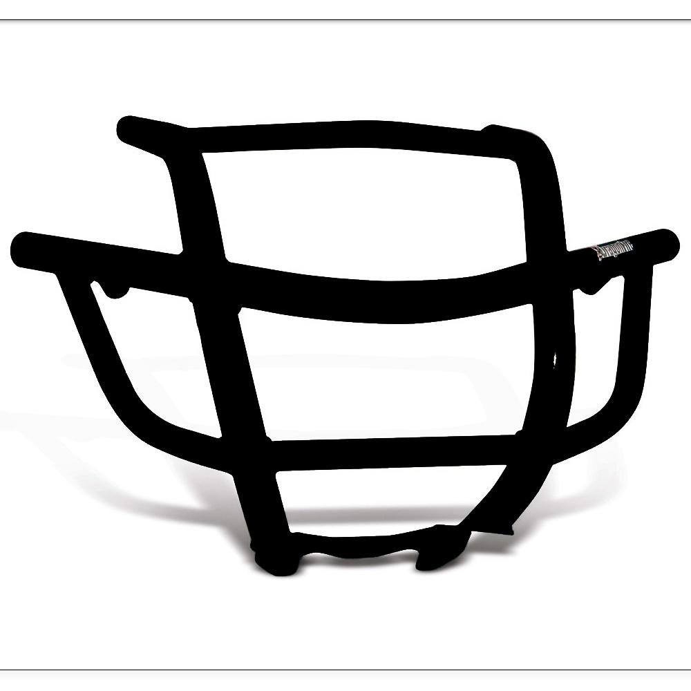 Black Aluminum Tubular Front Bumper