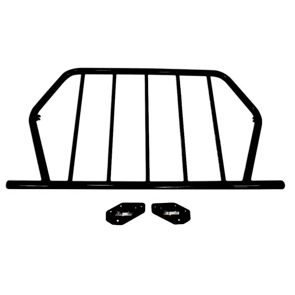 Black Cargo Rack