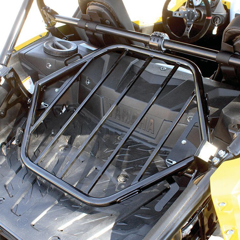 Black Adjustable Cargo/Tire Rack