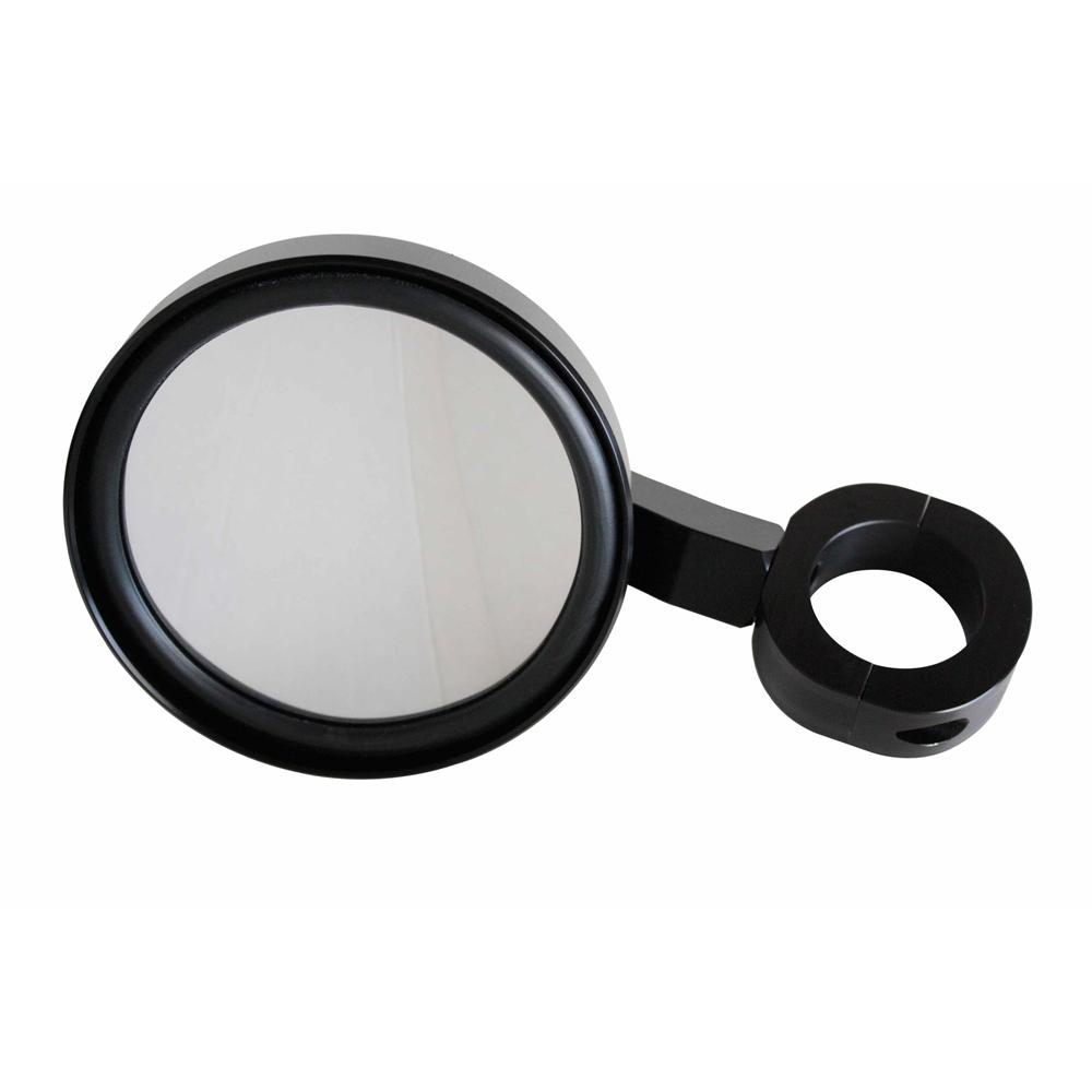 Black 360-Degree Swivel 4