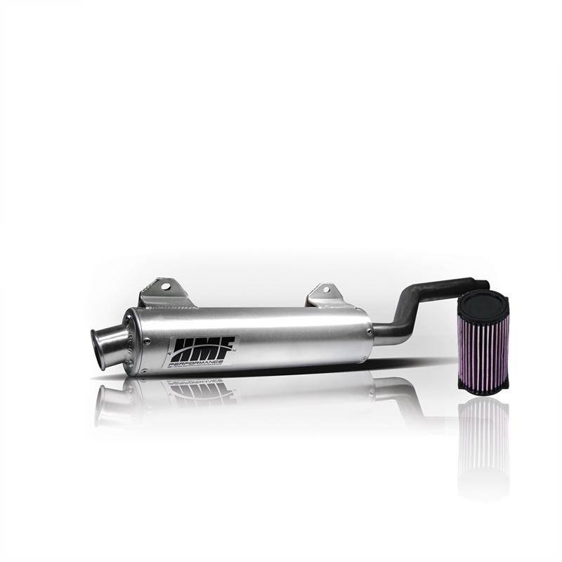 HMF 041313606071 Performance Exhaust Yamaha Kodiak 450