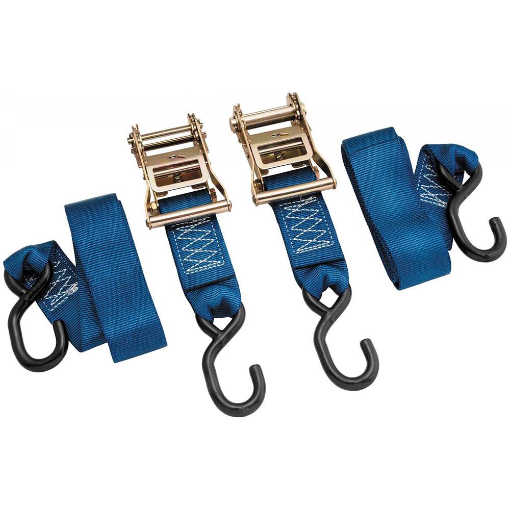 Blue Ratchet Tie Downs | 2