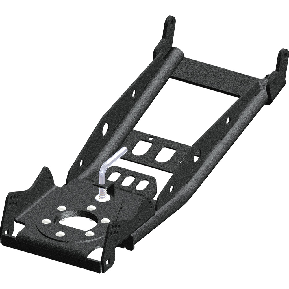 ATV Mid-Mount Plow Mount
