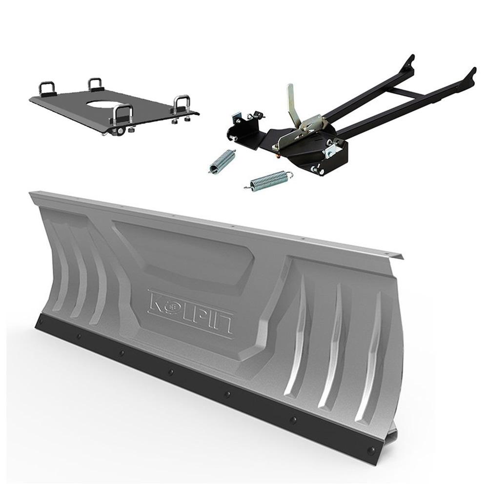 Kolpin 15-5590 Mount Kit ATV Plow-Yamaha Grizzly//Kodiak//Bruin