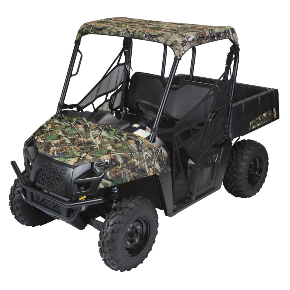 Next Vista G1™ Camo Heavy-Duty ProtekX™ Extreme Fabric Roof
