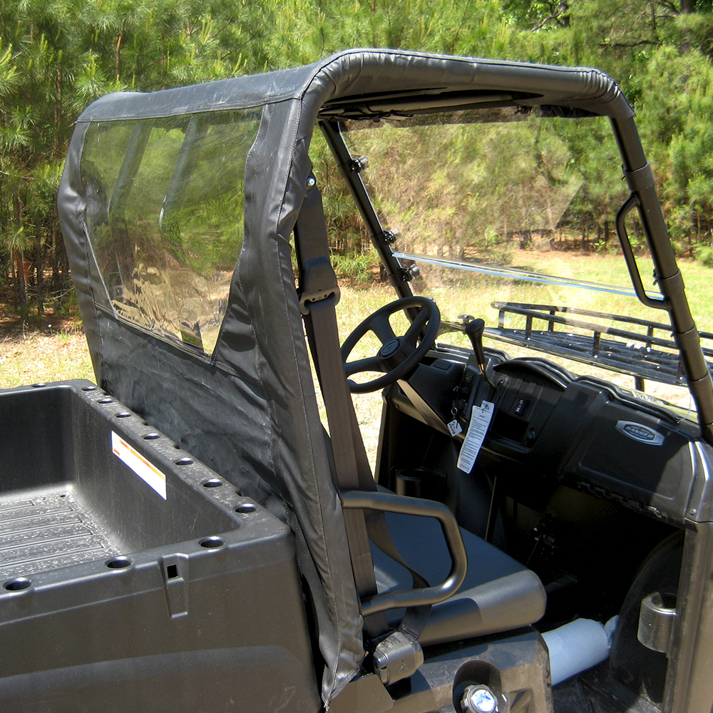 Soft Top Roof & Back Panel with Quikfit Tightening System