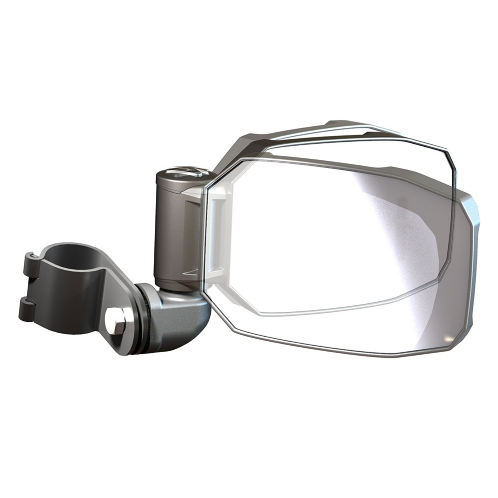 Break-Away Side View Mirrors with 1.75