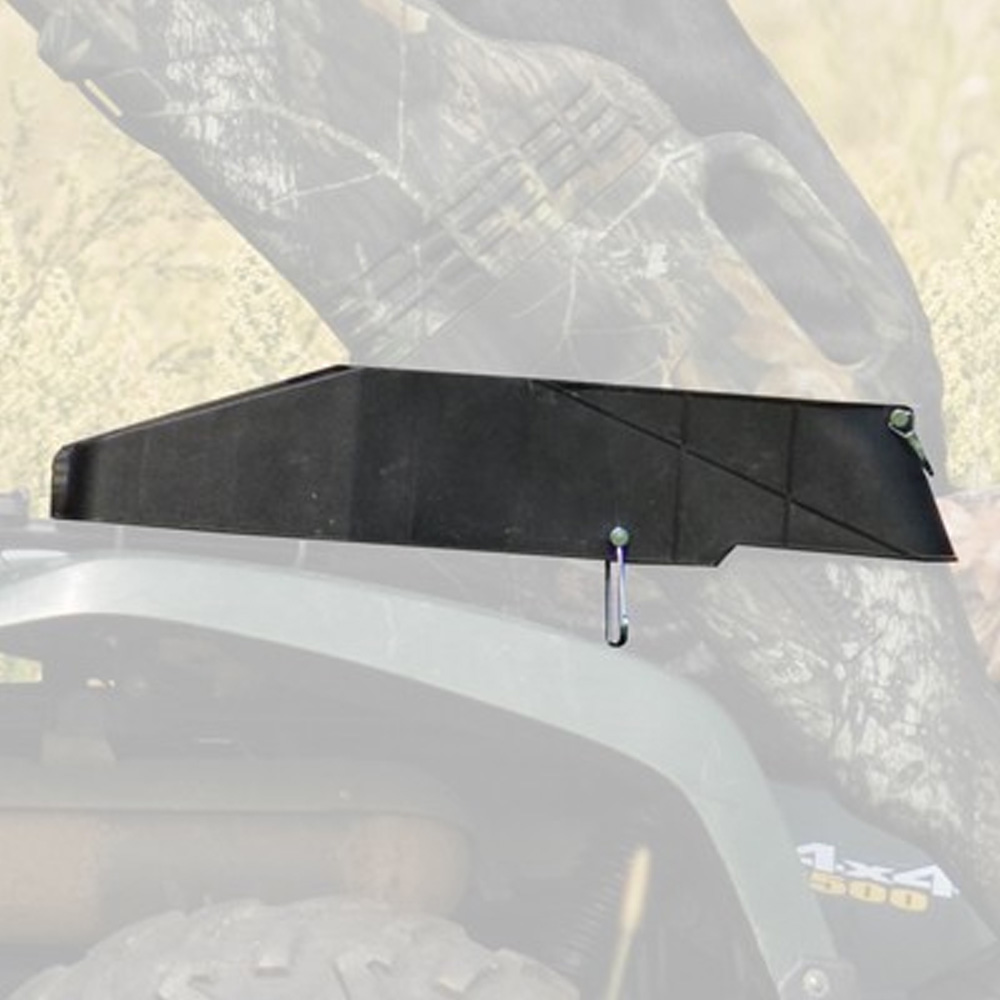 Gun Boot Bracket for Small & Mid-Size ATVs