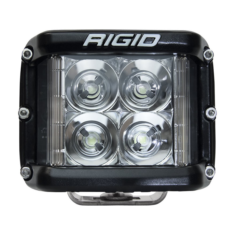 Black Side Shooter Driving Light