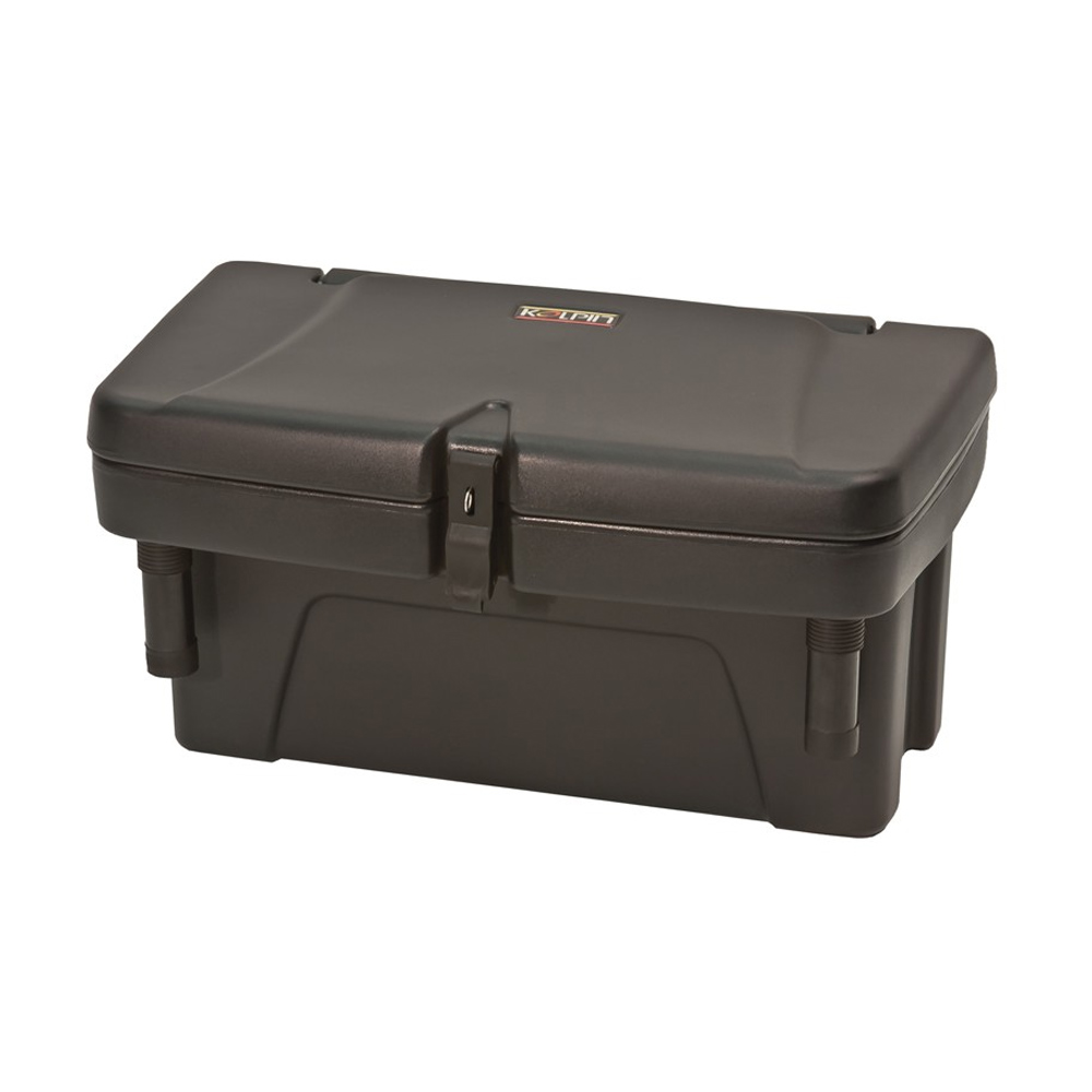 Polaris Lock & Ride™ Atv Saddle Storage Box