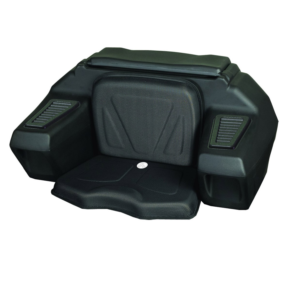 ATV Rear Helmet Box for Two Adult Helmets or Large Storage