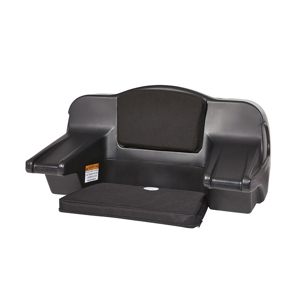 ATV Storage Box with Backrest