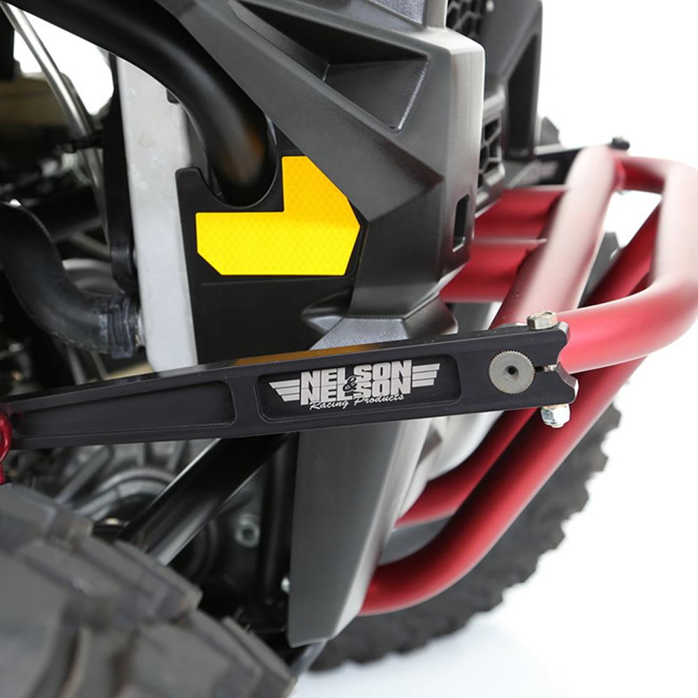 Black Front Sway Bar/Bumper Kit