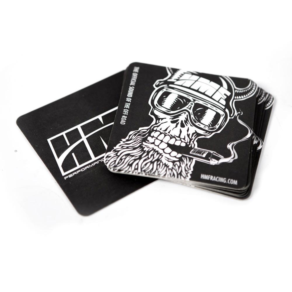 Motorrad Stickers