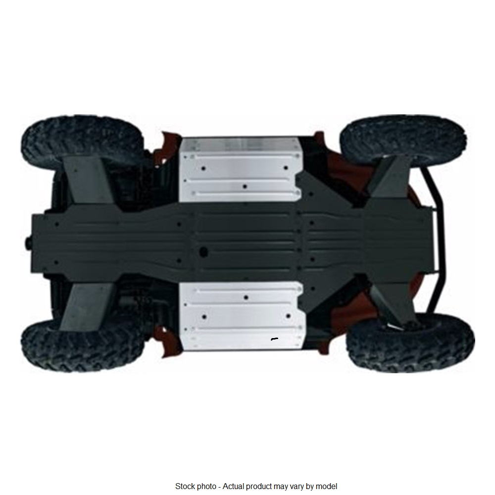 Aerospace Aluminum Side Chassis Body Armor