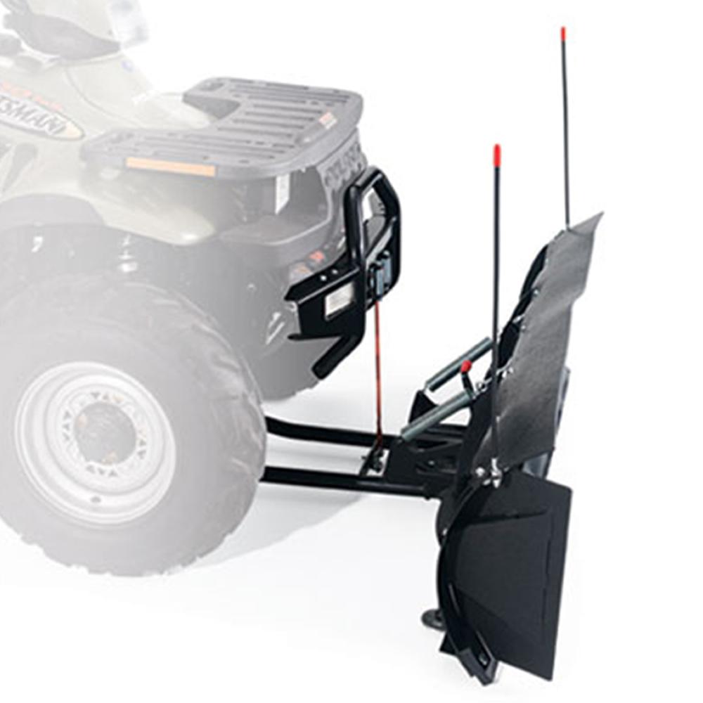 ATV Plow Blade Sidewall