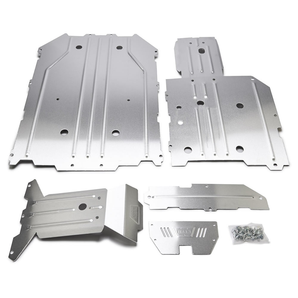Aerspace Aluminum Chassis Body Armor