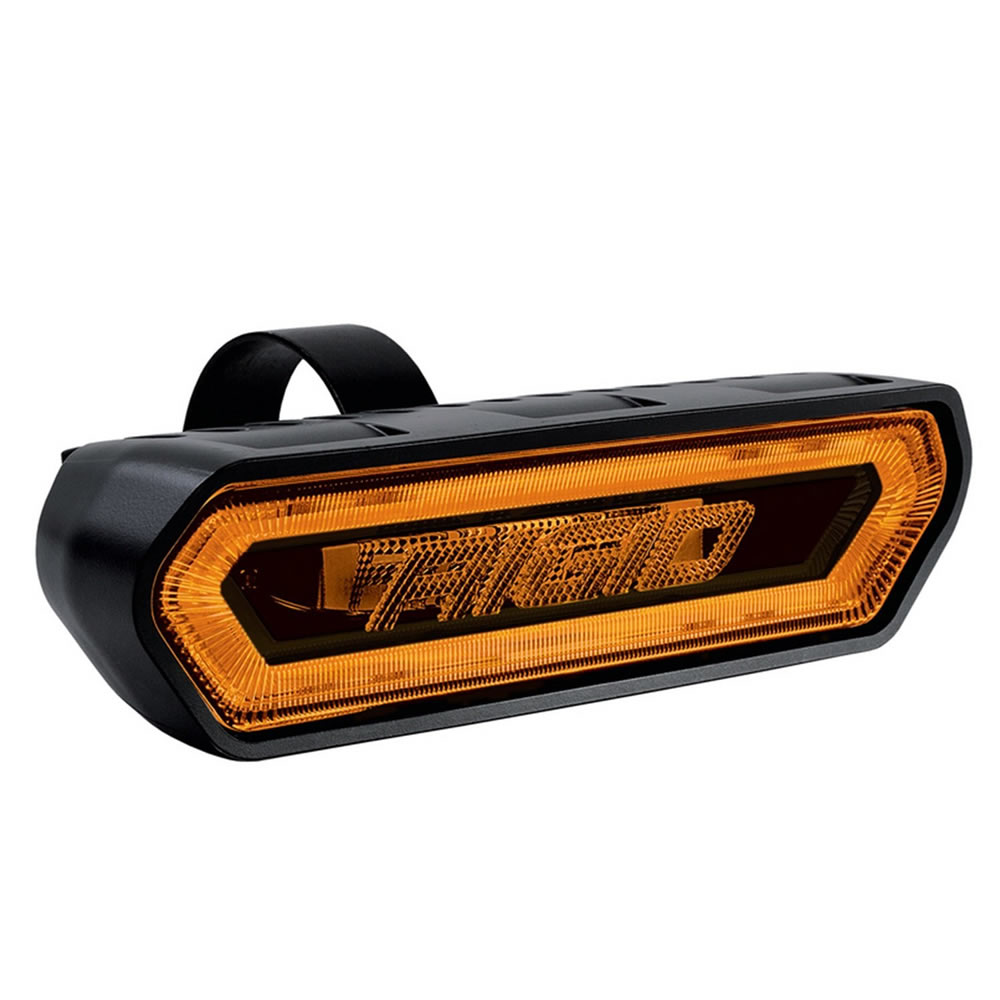 Light Amber Rear Facing LED Tail