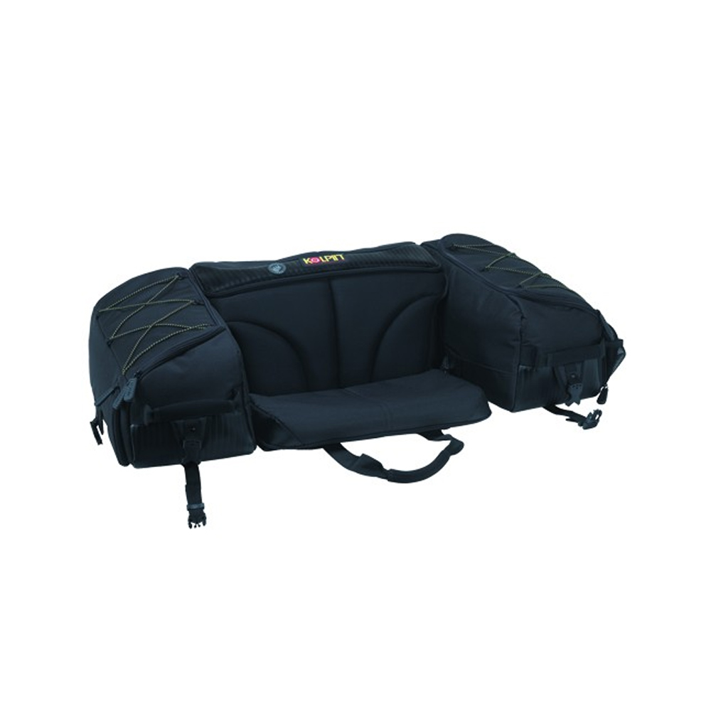 Black ATV Seat Bag