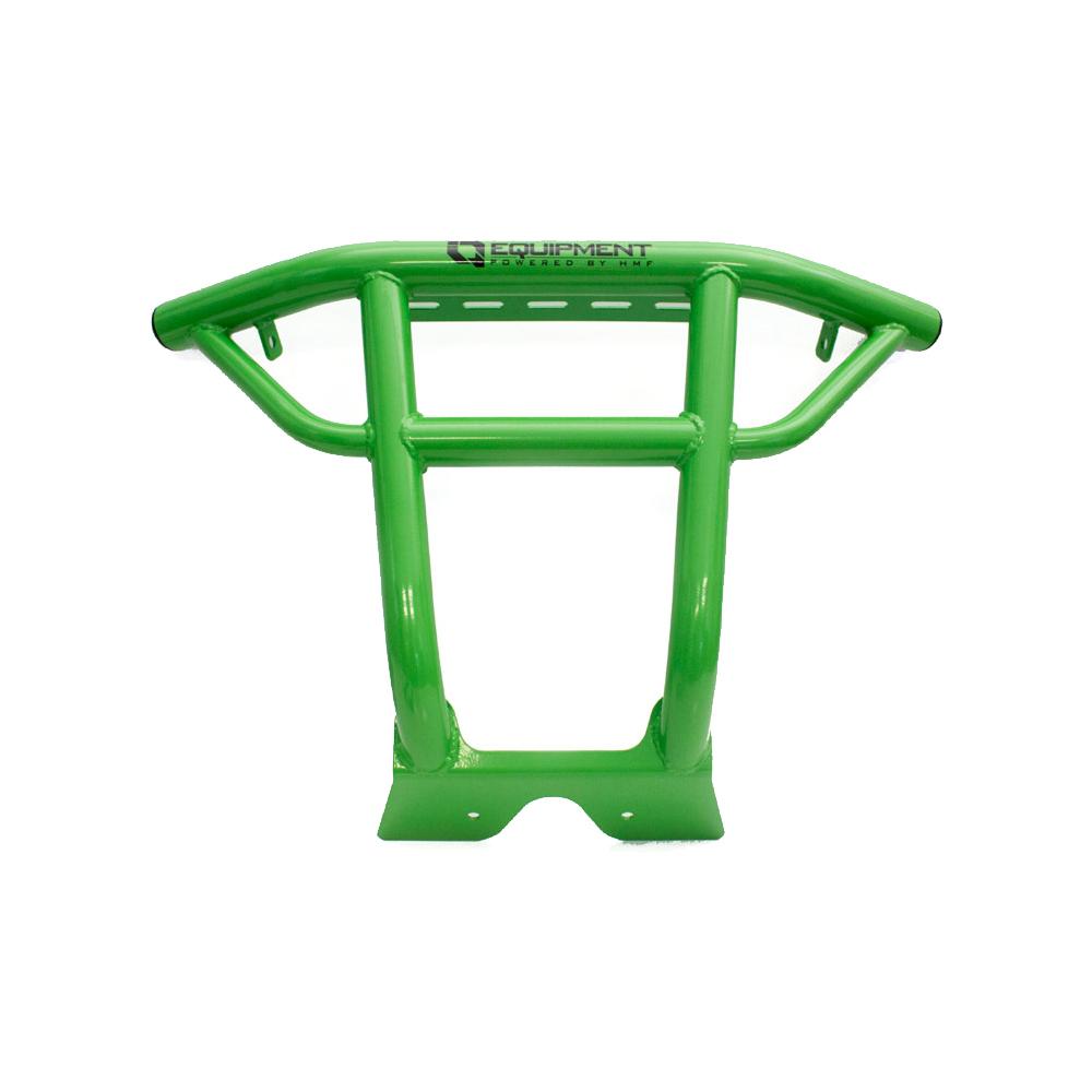 Green UTV Steel Front Bumper