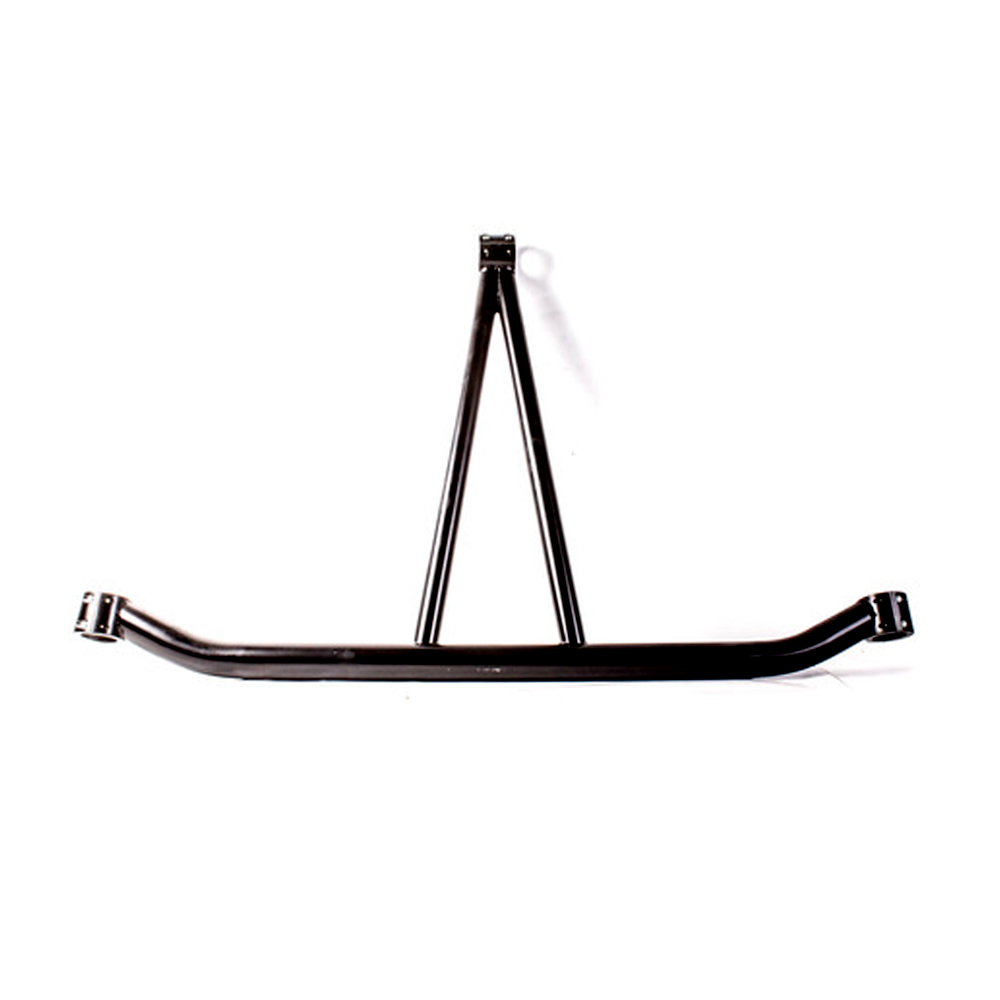 Black Apex Full Windshield Bar