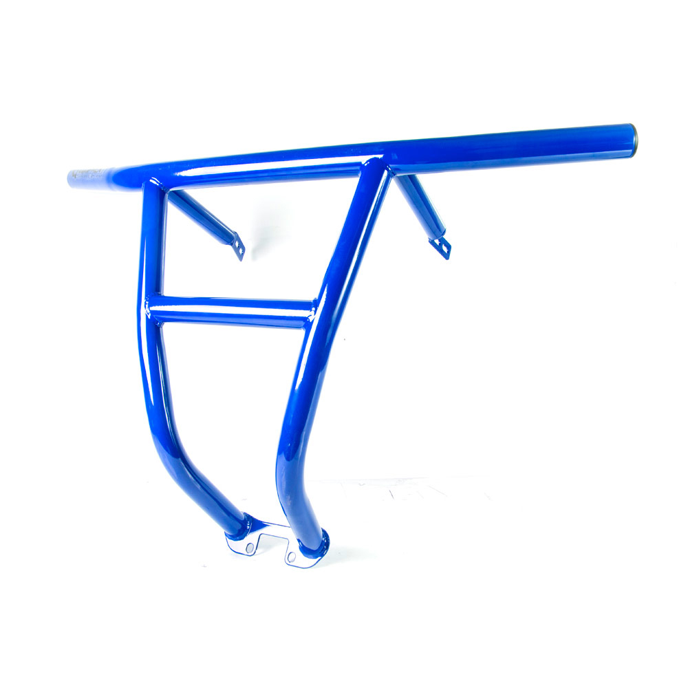 Blue UTV Steel Rear Bumper