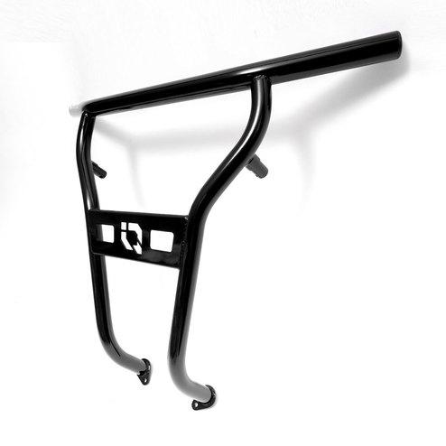 Black UTV Steel Rear Bumper