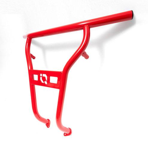 Red UTV Steel Rear Bumper