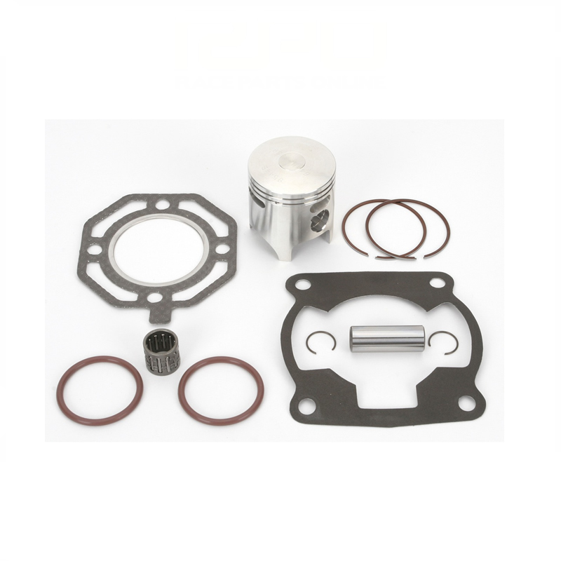 2-Stroke Motorcycle Piston Kit and Top-End Gasket Kit
