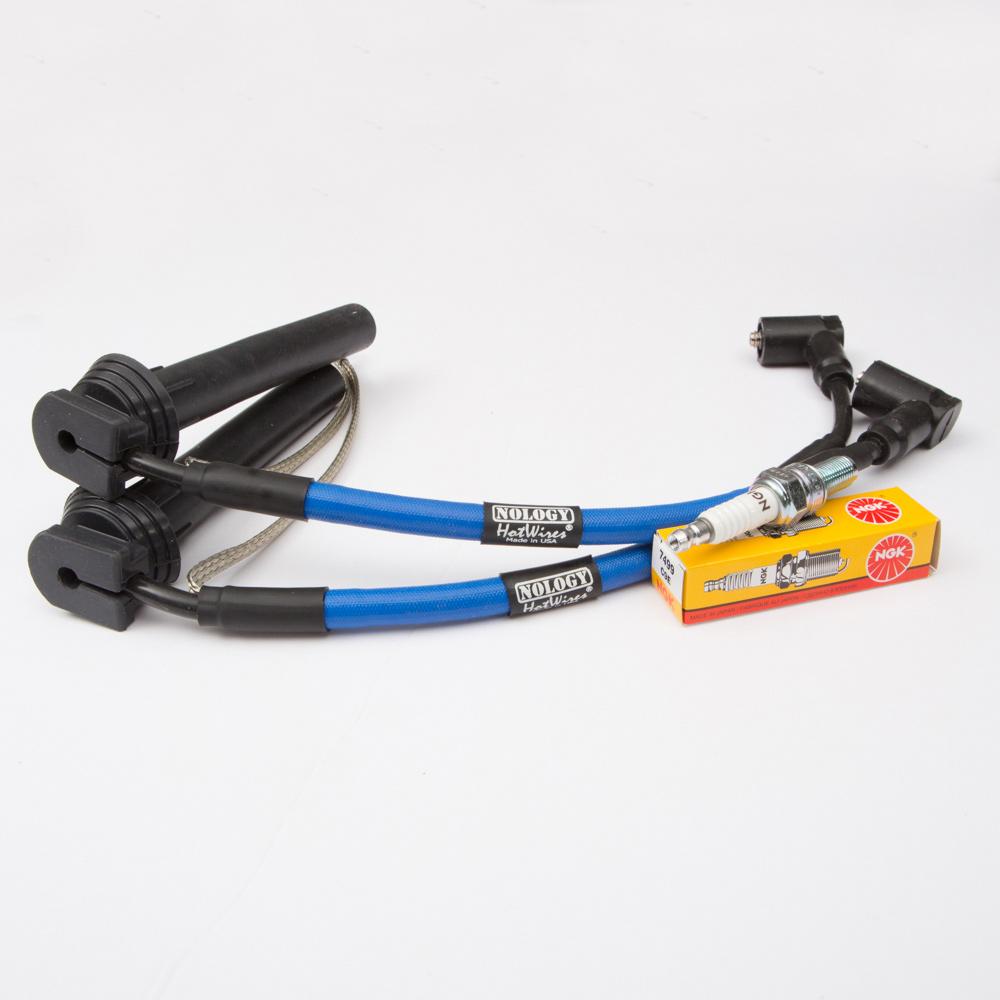 Spark Plug & Wire Kit