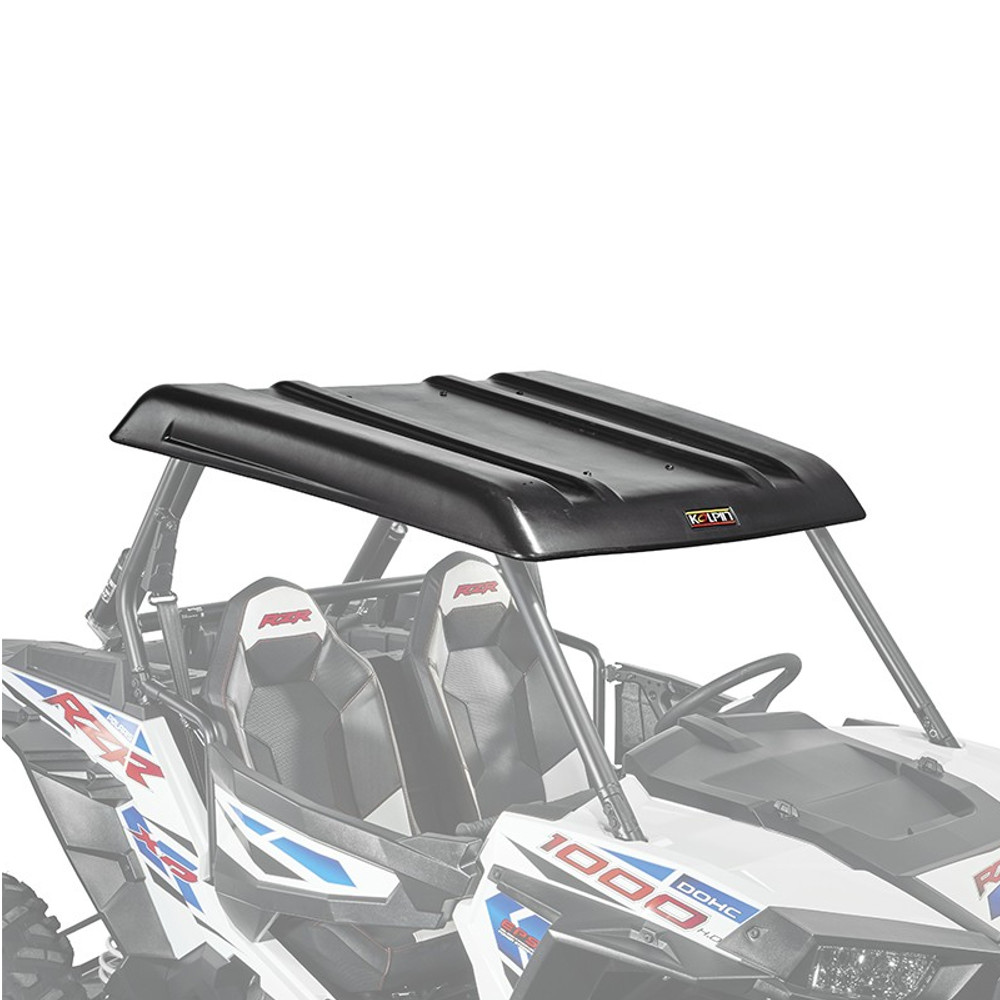 Black Heavy-Duty UTV Roof