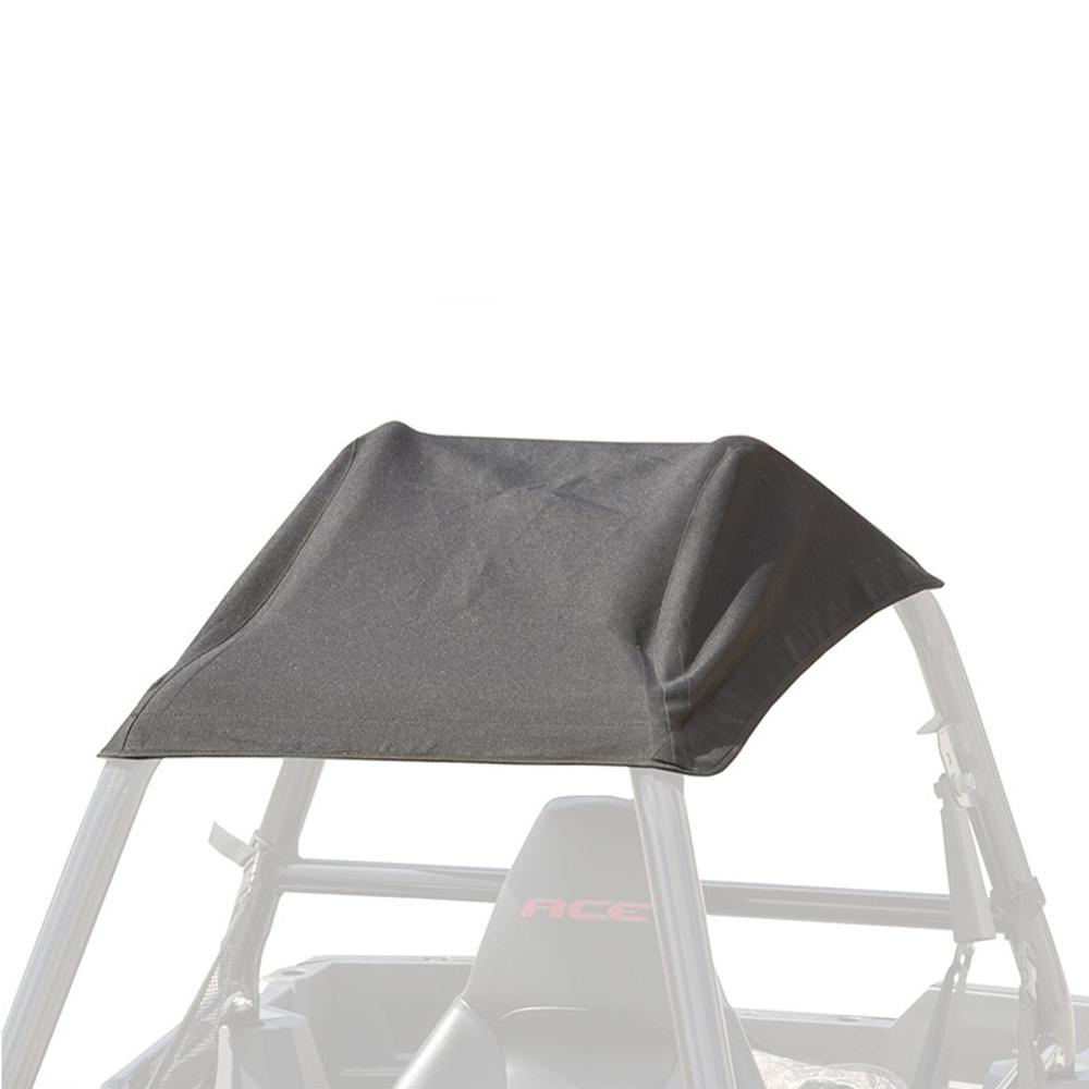 Black 600 Denier Nylon Bimini Top