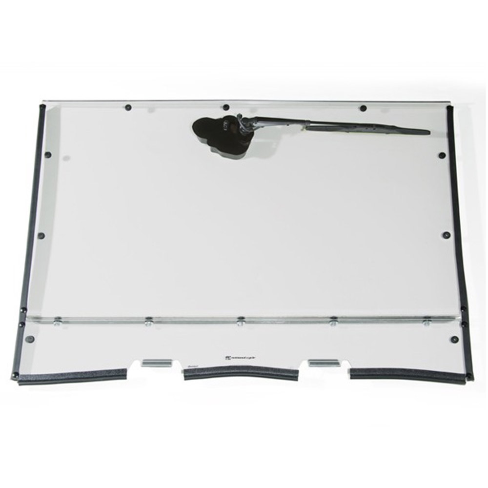 Full 3D Windshield with Wiper/Washer & Hardcoating
