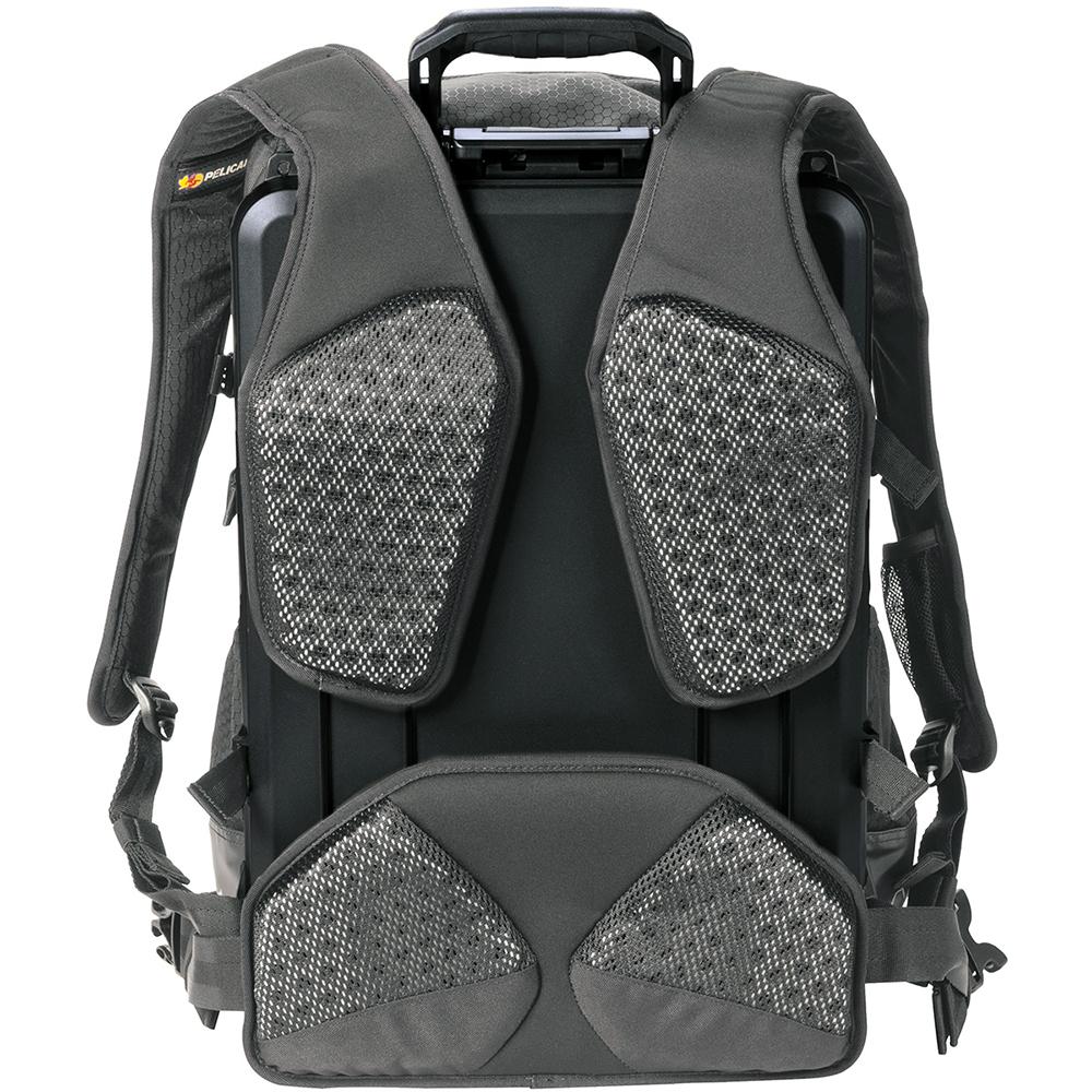 Black Sport Top-Loader Backpack
